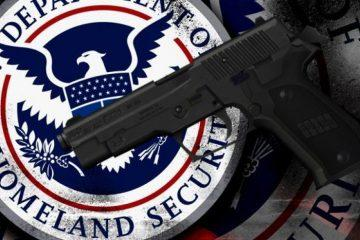 Another Stolen Federal Agent's Gun Has Been Used for Murder