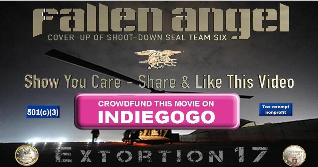 Fallen Angel: New Extortion 17 Film will Seek to Press Presidential