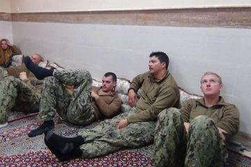 10 US Sailors Detained in Iran after Iran Seizes 2 US Navy Boats