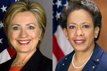 Thick as Thieves AG Loretta Lynch's Law Firm Tied to Hillary Clinton