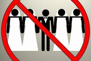 No-polygamy
