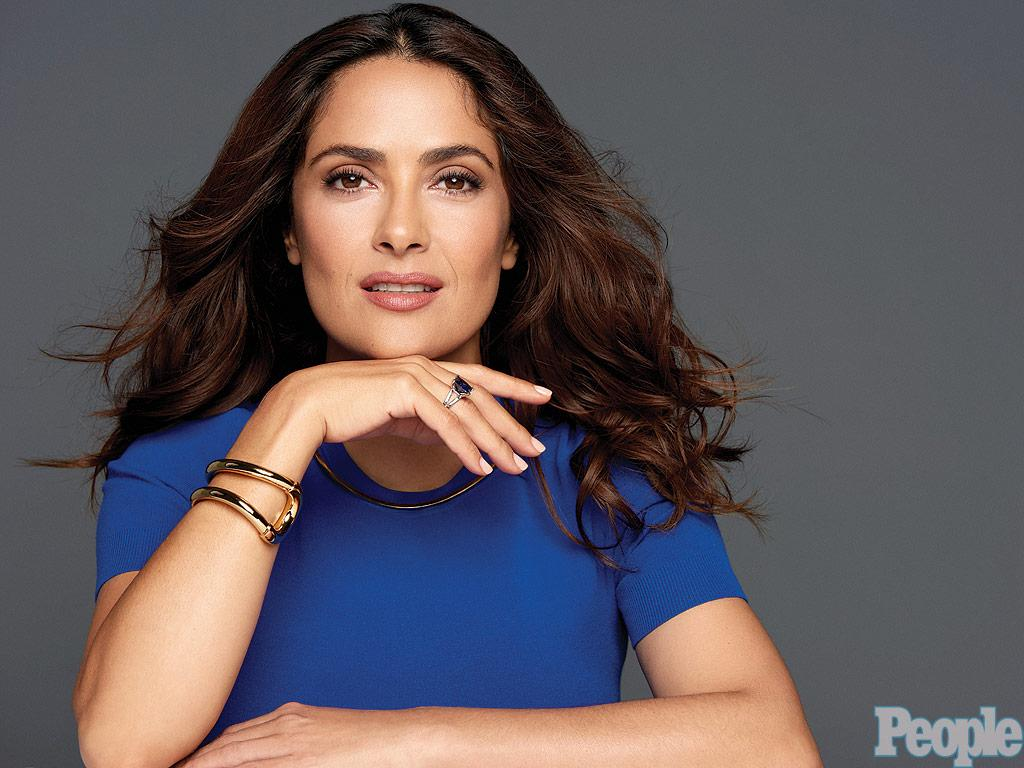 Salma Hayek Wants to E... Salma Hayek