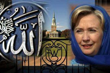 wake-forest-hillary-islam-freedomoutpostdotcom