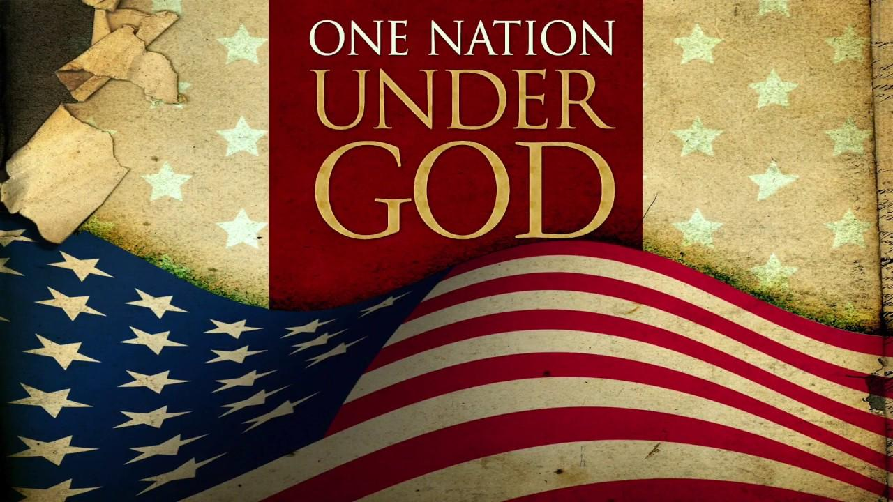 an analysis of one nation under god