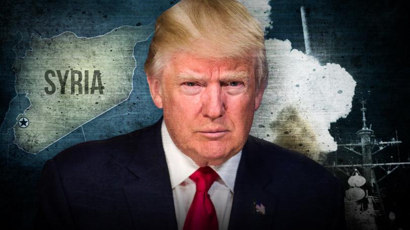 Trump's Disastrous Syria Attack - The Washington Standard