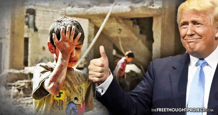 US Intel Officials Just Admitted US Bombed Syria with No ...