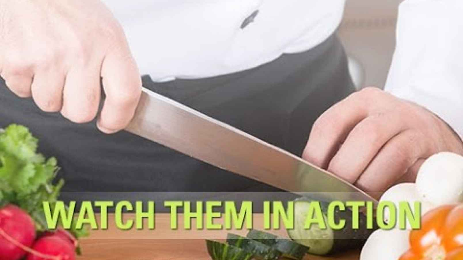 """UK Kitchen Knife Ban: No One Needs """"8' Or 10"""" Knives With"""