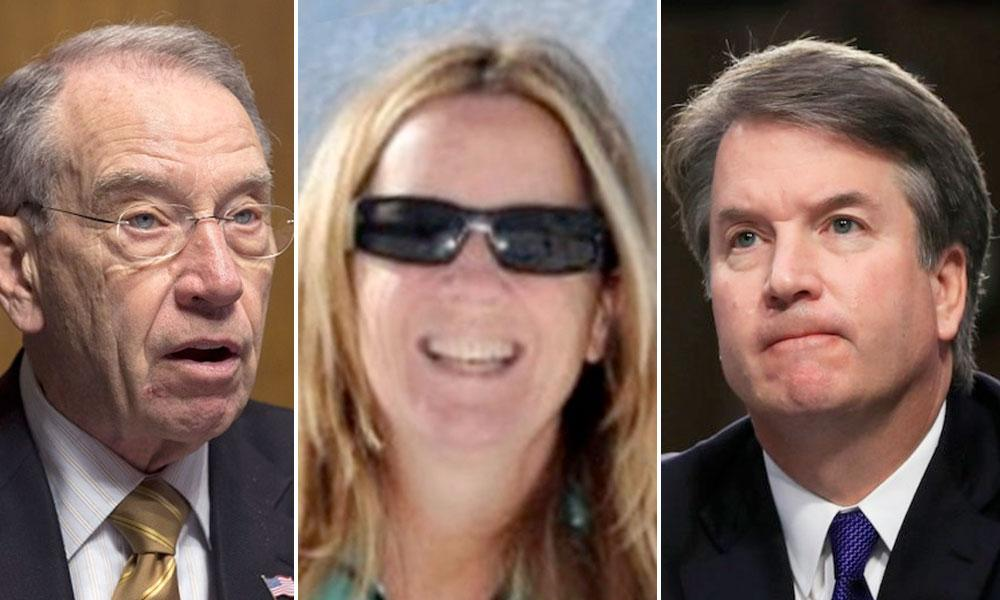 Back Up Camera Law California >> 3 Strikes & You're Out, Dr. Ford! - The Washington Standard