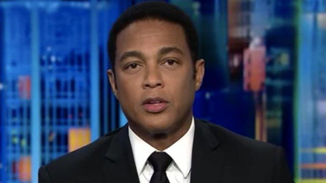 "Don Lemon Is Lying... Again: Biggest Threat Isn't ""White ..."