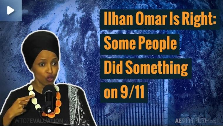 architects  u0026 engineers for 9  11 truth   u0026quot ilhan omar is