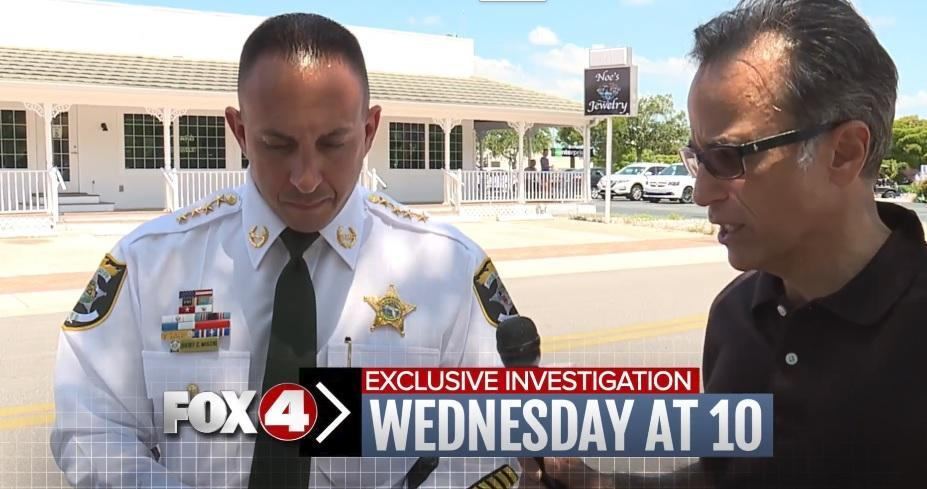 lee county sheriff carmine marceno fraud report fox4 jane monreal