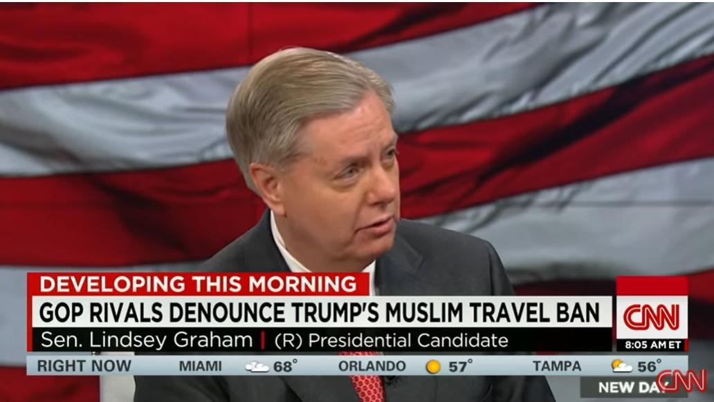 Remember When Lindsey Graham Told Us What He Really Believes About Trump? (Video) - The Washington Standard