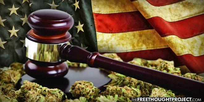 Historic Vote To Federally Legalize Marijuana To Take Place In Congress