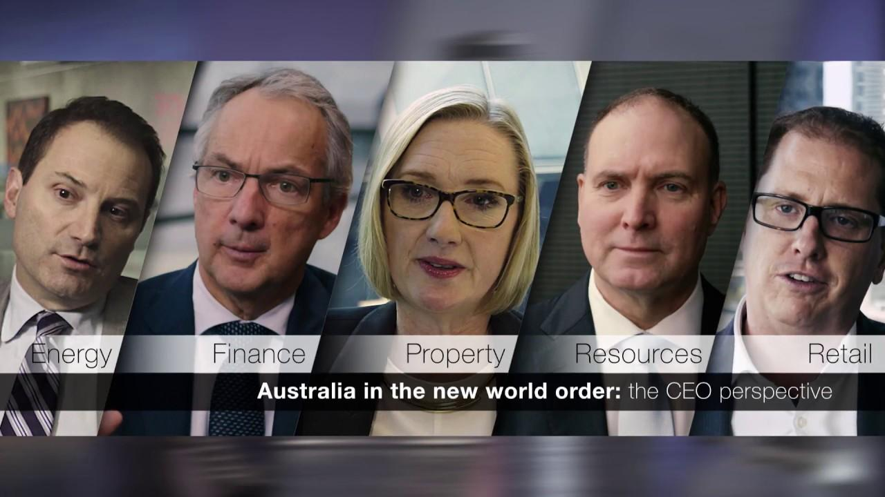 """Multiple Australian Television News Broadcasts Declare """"New World Order"""" Is Here"""
